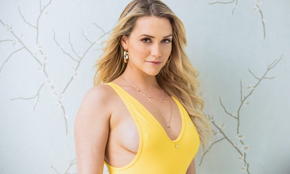 Twitch Streamer Mia Malkova Looks Stunning With A Huge Devil Wings